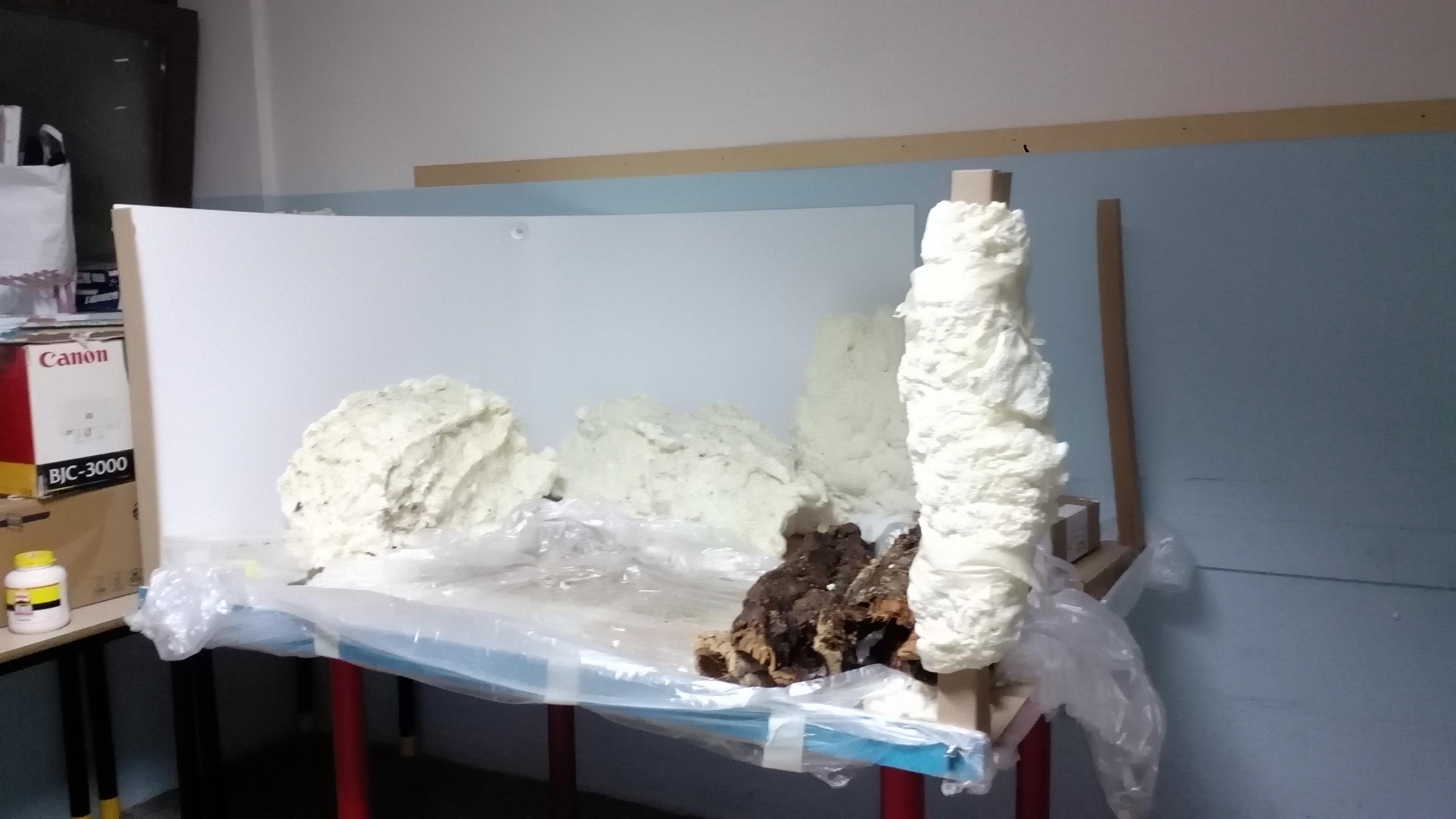 creazione montagne 8 e test kebab