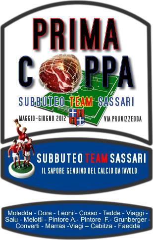 Prima Coppa STS 2012